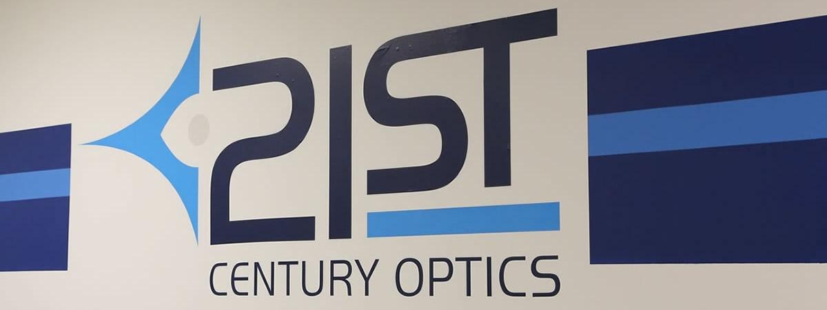 picture of 21st Century Optics logo